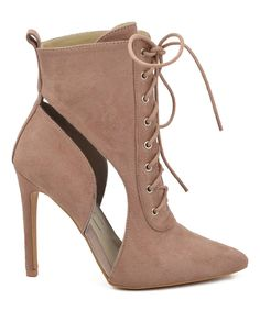 Take a look at this Blush Ririe Bootie today!