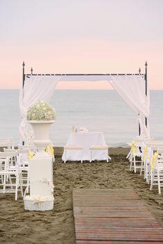 matrimonio in spiaggia - Cerca con Google