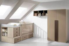 Tienda de muebles modernos y dormitorios juveniles en Madrid.Xikara: CUNAS INFANTILES/CUNAS PARA BEBES/CUNAS CONVERTIBLES EN CAMA