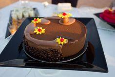 Golosa torta al cioccolato