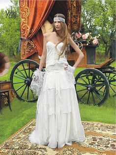 Hippie Wedding Dresses Portland Or gingerrootgypsy com