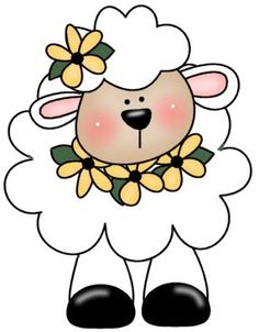 OVEJAS - Paulita 2 - Picasa Web Albums Tole Painting, Fabric Painting, Sheep Cards, Easter Paintings, Inkscape Tutorials, Clip Art, Rock Crafts, Applique Quilts, Whimsical Art
