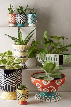 Anivalda Garden Pot - anthropologie.com #anthrofave #anthropologie