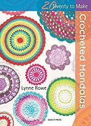 Details about crocheted mandalas book by lynne rowe - 20 to make series Crochet Mandala, Knit Or Crochet, Crochet Gifts, Popular Crochet, Unique Crochet, Free Knitting, Knitting Patterns, Crochet Patterns, Different Crochet Stitches