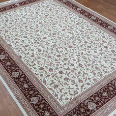 260Lines Wool/Silk Carpet, 250x350cm   Whatsapp: 0086 152 2512 2140 (Harry)  #woolsilkcarpet #woolsilk #bokharacarpets #bokhara #bokhararug #wool #woolcarpet #woolrugs #kashmiri #iran #handmadeiran #carpetiran #heriz #herizcarpet #herizprice #herizrug #unique #uniquecarpet #uniquerug #luxuryrugs #luxurycarpet #luxuryrug #woolcarpet #shiraz #shirazcarpets #shirazrugs #silkcarpet #handmade #treeoflife #silkrugs