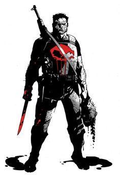 Punisher •Rafael Albuquerque