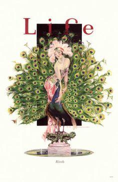 1921 Life - F.X. Leyendecker