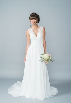 Lis Simon Style Hayden offered exclusively at Something White Bridal Boutique!
