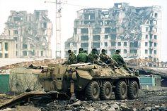 Первая чеченская кампания( 11 декабря 1994 года — 31 августа 1996 года) The First Chechen War(11 December 1994 – 31 August 1996) #EchoOfWar #War