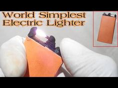 10 Best electric lighter hacks images in 2018 | Useful life hacks