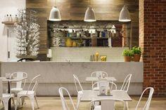 CAFE: Capital Kitchen, Melbourne