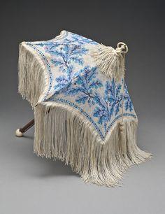 An 1840s parasol