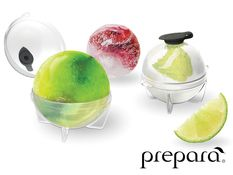 Buy Perfect Round Ice-Ball Molds at Wish - Shopping Made Fun Gadgets, Black Kitchens, Hostess Gifts, Gag Gifts, Fun Drinks, Punch Bowls, Berries, Lime, Food