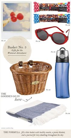 Unique Easter Gift Basket Ideas for Adults - Home - Creature Comforts - daily inspiration, style, diy projects + freebies