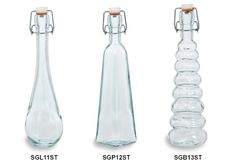 Spanish Recycled Glass Bottles | Specialty Bottle