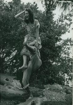 Perry Ellis Spring / Summer 1993