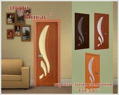 "Sims 3 by Mulena: Door ""Nikas"" • Sims 4 Downloads"