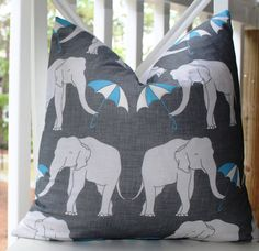 grey pillows | All Products / Accessories & Decor / Pillows and Throws / Pillows