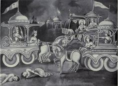 Bhishma Refuses To Fight With Shikhandihttp://www.findmessages.com/know-the-different-stories-about-sikhandis-childhood-and-sex-change
