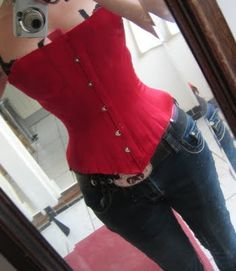 Guide to corset making from Sew Curvy
