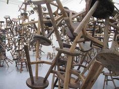 Ai Weiwei, 2013,venetie :biennale (photograph,selfmade)
