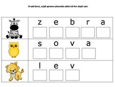MATCHING GAMES IN SLOVAKIAN