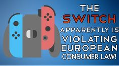 Norway Accuses Nintendo of Breaking European Law - Let's Discuss It! https://gaming.youtube.com/attribution_link?a=UxZeyP86QJo&u=%2Fwatch%3Fv%3DOsjOrimx-pU%26feature%3Dshare #gamernews #gamer #gaming #games #Xbox #news #PS4