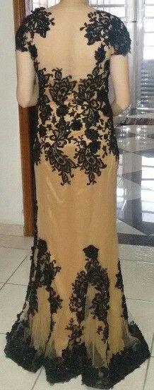 vestido de festa!!