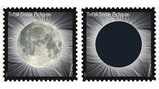 August 21, 2017 Aug. 21,2017, atotal solar eclipsewill darken the skies from Oregon to South Carolina. Postal Stamp to be sold..Touch for change.