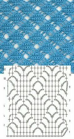 Watch This Video Beauteous Finished Make Crochet Look Like Knitting (the Waistcoat Stitch) Ideas. Amazing Make Crochet Look Like Knitting (the Waistcoat Stitch) Ideas. Crochet Stitches Chart, Crochet Motifs, Crochet Diagram, Filet Crochet, Knitting Stitches, Knitting Patterns, Crochet Patterns, Tutorial Crochet, Crochet Squares