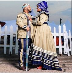 African Wedding Attire, African Attire, African Wear, African Women, African Shirts, African Print Dresses, African Fashion Dresses, African Dress, Xhosa Attire