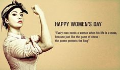 Happy Women's day quotes messages wishes for facebook image download