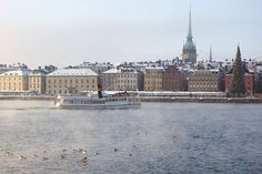 Stockholm ...