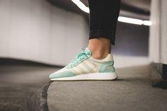 Adidas W Iniki Runner Green / White #Adidas #Inside #Sneakers