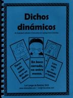 Dichos Dinámicos   Illustrated proverbs and   sayings from Colombia   This collection of 30 dichos is   sure to inspire students to make  connections to their own cultures,  while exploring the rich folklore   of Colombia.  (63 pages)
