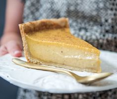 A much loved classic, this custard tart is made deep-dish style so that you can enjoy even more of its silky, intense vanilla custard. The tender vanilla almond meal pastry makes it truly special, but a store-bought pastry will also … Continued Vanilla Recipes, Almond Recipes, Sweet Recipes, Custard Recipes, Tart Recipes, Custard Tart, Vanilla Custard, No Bake Vanilla Cheesecake, Cheesecake Recipes
