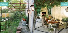 Before and After: 5 Inspiring Porch and Patio Makeovers