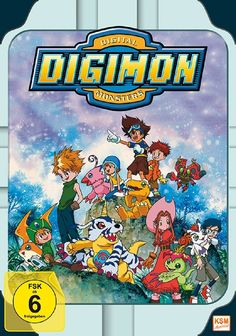 KSM Anime ruft Digimon Adventure Volume 1! zurück - http://sumikai.com/mangaanime/ksm-anime-ruft-digimon-adventure-volume-1-zurueck-131873/