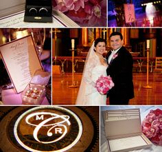 Meet Mimi and Rafael with their Luxe #Wedding #Invitation