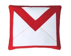 gmail pillow, get emails while you sleep :)