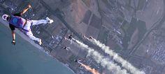 geronimo skydiving