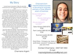Get in touch now and let's start you on the road to success!