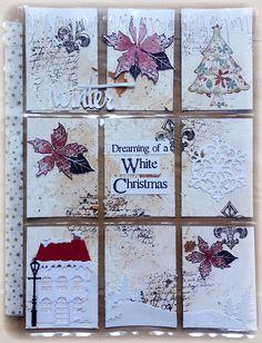 Susanne Rose - Papierkleckse: Pocket Letter with Visible Image Stamps