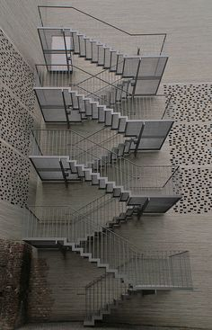 Peter Zumthor - Kolumba - Köln by james.woodward, via Flickr