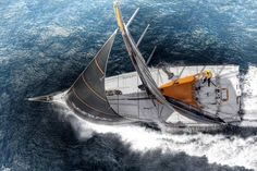 New Record Atlantic corossing with IMOCA, 15 hours