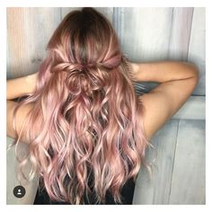 Hair ideas ❤ liked on Polyvore featuring accessories, hair accessories and rose gold hair accessories