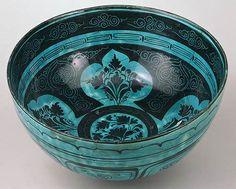 15th century Iranian bowl