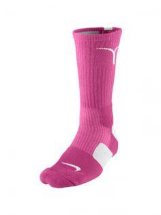 Nike Elite Socks #Hibbett4Pink