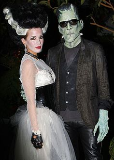 Kate Beckinsale as the Bride of Frankenstein