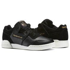 9ac08ef7de8 Reebok Men s Workout Plus ALR Shoes Sport Walking Running Casual Black  BS5244  Reebok  FashionSneakers